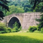 Casselman Bridge, built 1813 Grantsville, MD.  Photo by Tracy Lawson