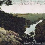 Conestoga Creek near Lancaster, PA. Image from author's private collection