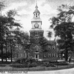 Independence Hall, Phildadelphia. This image from author's private collection