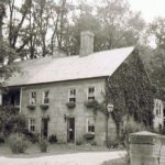Uzal Headly Inn, Mt. Sterling, Ohio.  Image from author's private collection