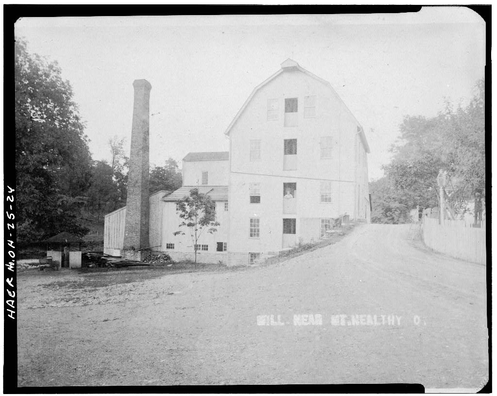 Mt. Healthy Mill before