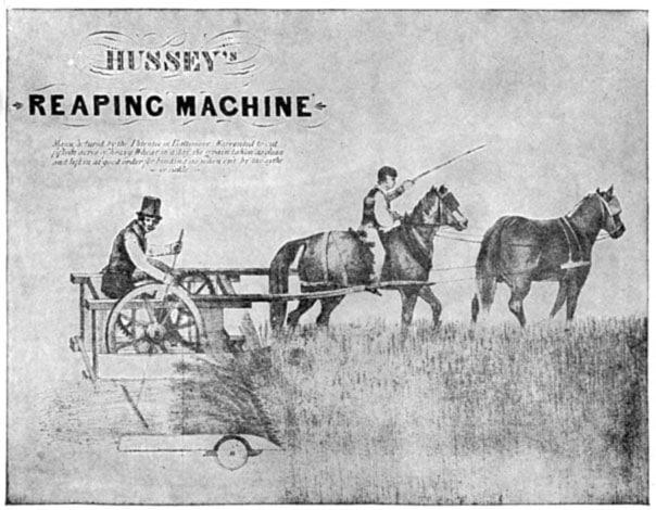Hussey's_Reaping_Machine_-_Project_Gutenberg_etext_19547