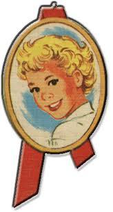 Trixie Belden Medallion